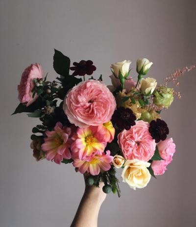 Fotografías de Our Blooms. de La Floreria & Co