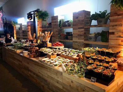 Fotografías de Buffet de Food Art