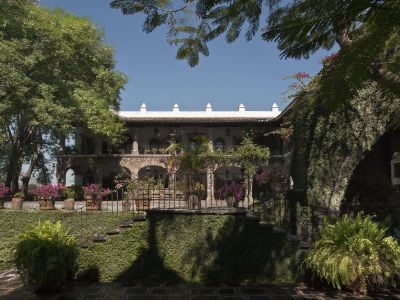 Fotografías de Hacienda Acamilpa de EDUARDO KOHLMANN BANQUETES