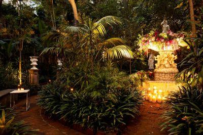 Fotografías de boda de noche de Karen Morlet Eventos Boutique