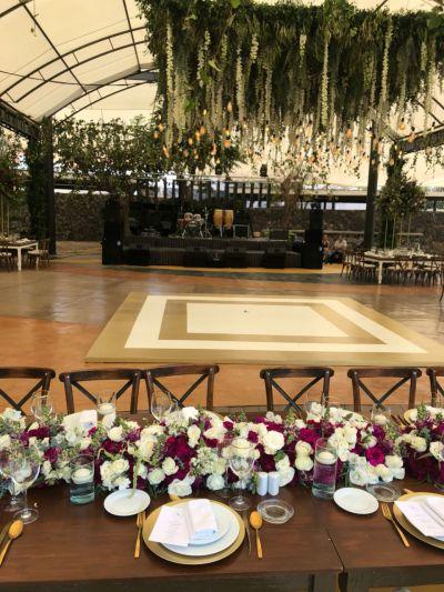 Fotografías de JARDÍN HUAYACÁN de Marentus Wedding & Event Planning