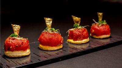 Fotografías de Platillos de Banquetes Kunz