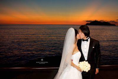 Fotografías de Jennifer  & Riho, Acapulco. de Alan Cervantes