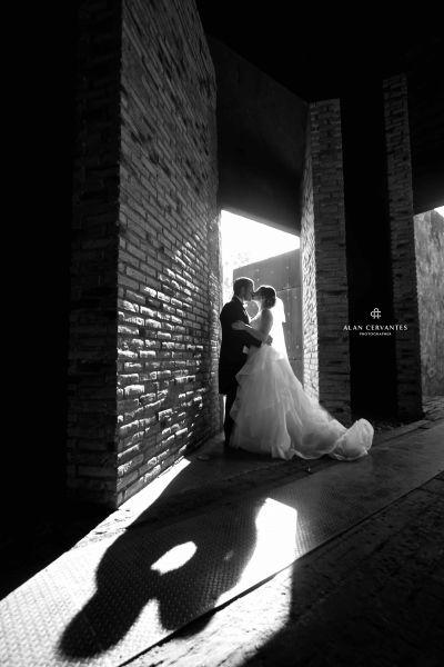 Fotografías de Luna & Pablo, Hacienda la Bartola. de Alan Cervantes