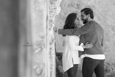 Fotografías de Lore & Selem. Prewedding de Alan Cervantes