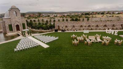 Fotografías de BODA LAUREN & BENJAMIN de Lucero Alvarez Wedding & Event Designer