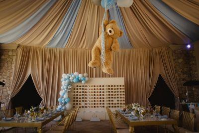 Fotografías de BAUTIZO JOSÉ PABLO de Lucero Alvarez Wedding & Event Designer
