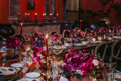 Fotografías de BODA AYESHA & YATIN de Lucero Alvarez Wedding & Event Designer