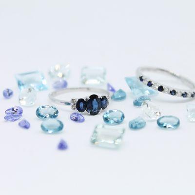 Fotografías de Jewelry de AN Atelier Nupcial