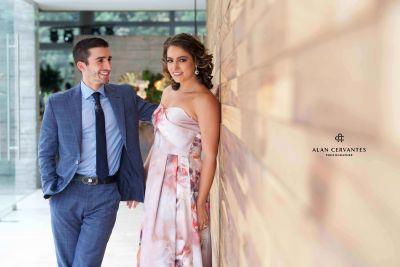 Fotografías de Raquel + Jacobo boda civil de Alan Cervantes