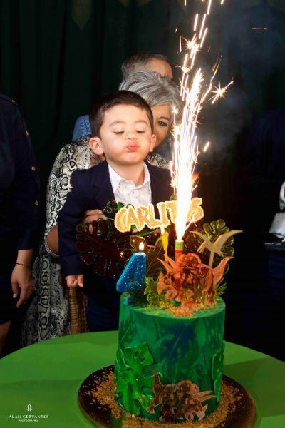 Fotografías de Cumpleaños 4 añitos  de Alan Cervantes