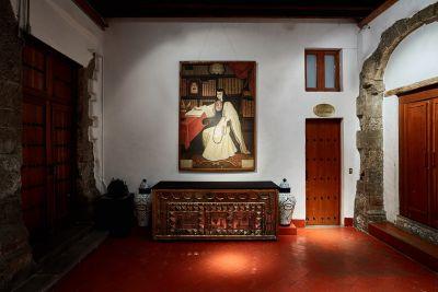 Fotografía de Espacios Claustro de Claustro de Sor Juana - 19190