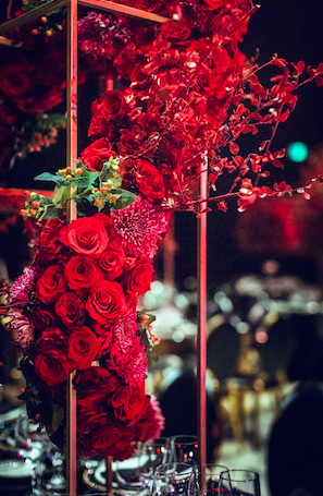 Fotografías de COLLECTION ROSES IN GOLD 2019-2020 de FIORELLA Diseño + Eventos