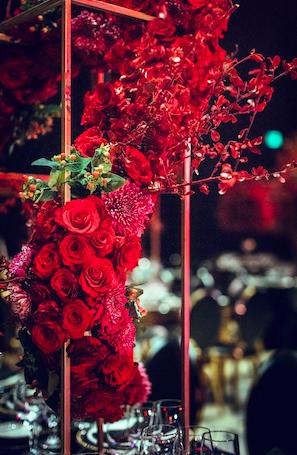 Fotografías de COLLECTION ROSES IN GOLD 2019-2020 de FIORELLA Diseño + Eventos