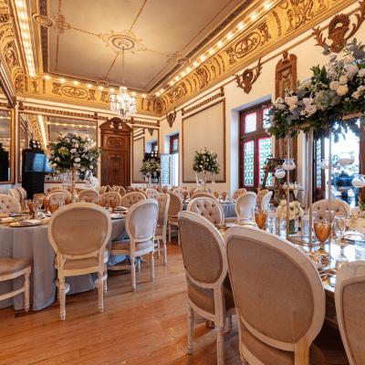 Fotografías de Salón de los espejos de Palacio Metropolitano