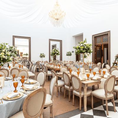 Fotografías de Salón de los Candiles de Palacio Metropolitano