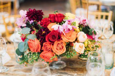 Fotografías de Florals de Bougainvillea Weddings SMA