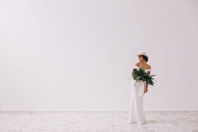 Fotografías de Shades of White de Flor sin Raíz Floristería