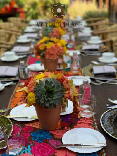 Fotografías de Montajes Eventos - Events Set Up de At your place by Four Seasons Mexico City