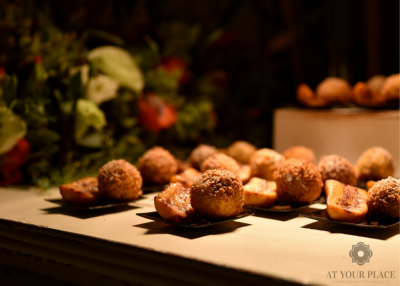 Fotografías de Alimento - Food de At your place by Four Seasons Mexico City