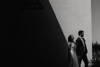 Fotografías de Trash the Dress - Liz & Hector Anna Sauza & N de Flor sin Raíz Floristería