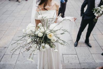 Fotografías de NUESTRO TRABAJO de Albaricoque Atelier Floral