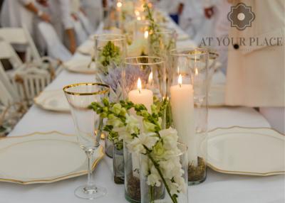 Fotografías de Experiencia en Blanco - Dinner en Blanc de At your place by Four Seasons Mexico City