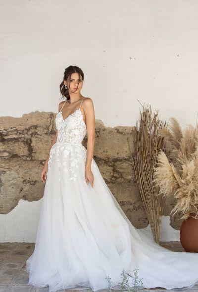 Fotografías de Vestidos de colección de Adriana Madrid Bridal